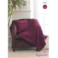 Stylecraft 8931 Nordic Blank D