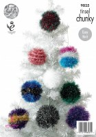 KC 9035 Christmas Tree Tinsel