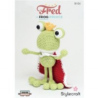 Stylecraft 9164 Fred the Frog