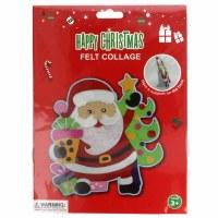 Felt Craft Kit Santa Claus