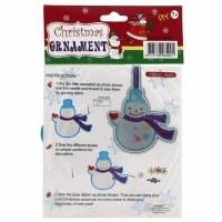 Felt Craft Kit Snowman