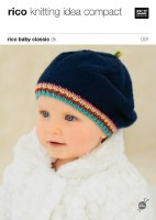 Rico 091 Hats in Baby Classic