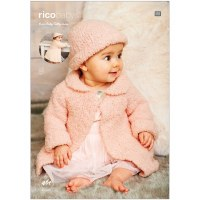 Rico 461 Coats and Hat in Tedd