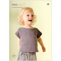 Rico 530 Jumpers in B Cott Sof