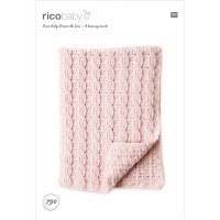 Rico 790 Blankets in dk