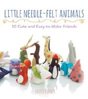 Little Needle Felted Animals