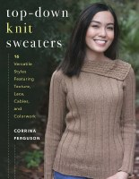 Top-Down Knit Sweaters