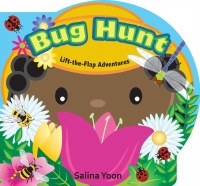 Bug Hunt. Lift-the-flap advent