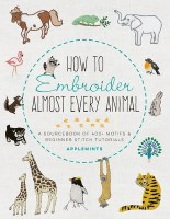 How to Embroider animals