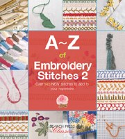 A-Z Embroidery Stitches 2