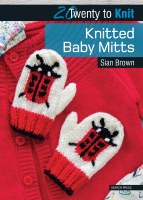 20 To Make Knitted Baby Mitts