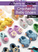 20 To Make Crochet Baby Shoes