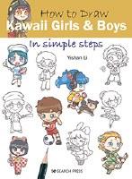How to Draw Kawaii Girls & Boy