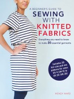 Beg Gde Sewing with Knitted Fa