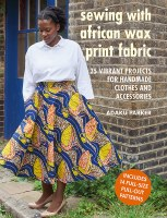 Sewing with African Wax Print