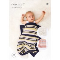 Rico 883 Blankets B Cott Soft