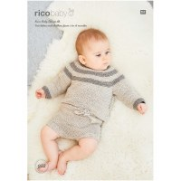 Rico 922 Sweater & Pants dk