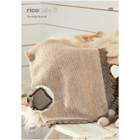 Rico 926 Blanket and Pillow dk