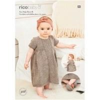 Rico 928 Dress, Headband dk