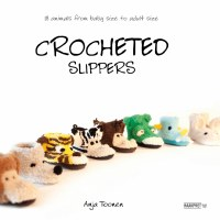 Crocheted Slippers Anja Toone