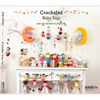 Crocheted Baby toys Anja Toone