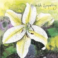 Alex Clark Sympathy Lily