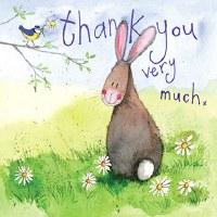 Alex Clark Rabbit Thank You
