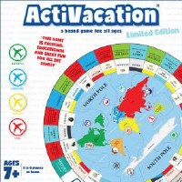 ActiVacation®️ Board Game