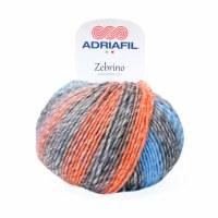 Adriafil Zebrino 71 Multi blue