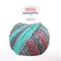 Adriafil Zebrino 72 Em/Burgund