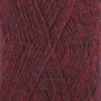 Drops Alpaca 4ply 3969 Red/Pur