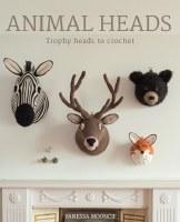 Animal Heads to crochet