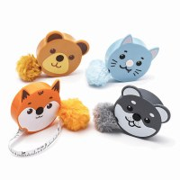 Tape Measure Fluffy Animals