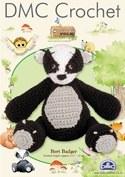 DMC Crochet Bert Badger
