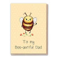 1 Tree Bee-autiful Dad