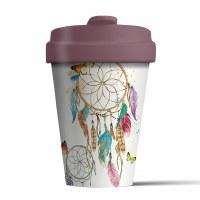 Bamboo Cup Dreamcatcher