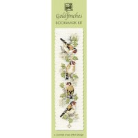 Bookmark Kit Goldfinches