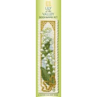 Bookmark Kit Lily of the Valle