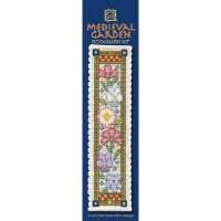 Bookmark Kit Medieval Garden
