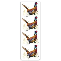 Alex Clark Bookmark Pheasant