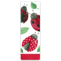 Alex Clark Bookmark Ladybirds