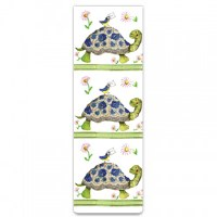 Alex Clark Bookmark Turtle