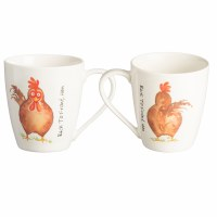 Mug - Back to Front Hen