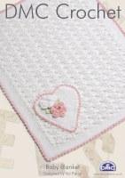 DMC Crochet Baby Blanket