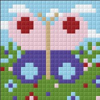 Pixel Kit Butterfly