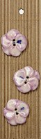 Incomp Buttons L100 Pink Pansy