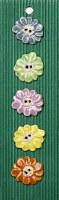 Incomp Buttons L098 Flower Mix