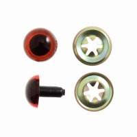 Safety Eyes 12mm Amber Trimits