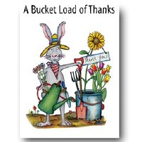 CH Bucket Load of Thanks