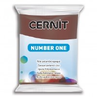 Cernit No 1 800 Brown